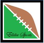 Elldee Logo Black Border Black Letter
