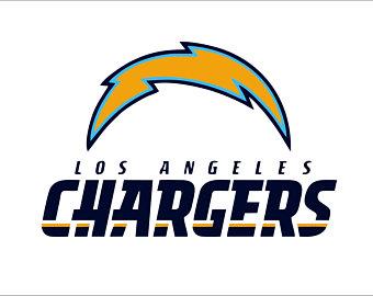 LA Chargers Logo v2