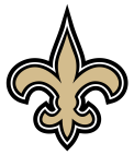 NO Saints Logo
